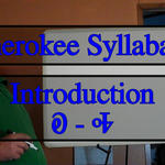 Day 1 (part 2) - Syllabary Writing Practice Ꭷ-Ꭽ